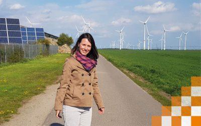 Katja Reisswig – die Dritte im Bunde